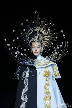 Great Comet Of 1812, The Great Comet, Sun Moon Stars, Aesthetic People, China Girl, Ancient China, White Aesthetic, China Fashion, Chinese Style