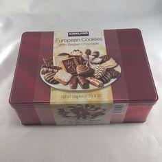 Kirkland European Holiday Christmas Cookies Belgian Chocolate 3.Pounds Germany #KIRKLANDSIGNATURE