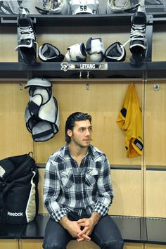Kris Letang was featured in a local magazine titled Pittsburgh Magazine for their November 2010 issue
