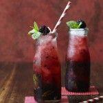 Receita: Shake de frutas vermelhas