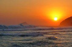 Correr na praia Maresias-sp #maresias