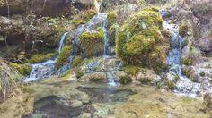 Olympus waterfalls.