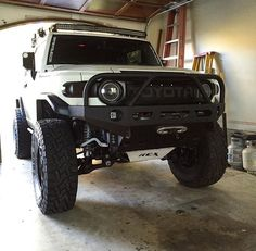 Mean Looking FJ