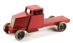 Fijnhouthandel | Collectie Gelderland Wooden Toy Trucks, Ginger Boy, Wood Toys, Little Red, Vintage Toys, Pallet, Woodworking, Cottage, Antiques