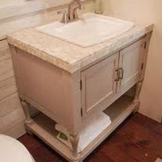 Dresser to vanity