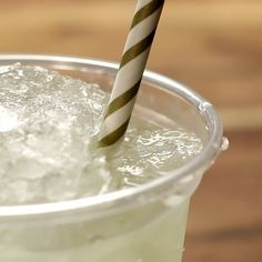 Gin And Tonic Slush Puppy