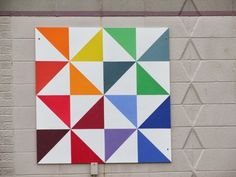 Welcome To The   Eisenhower Barn Quilt Trail   In Historic Abilene     Dickinson County            Eisenhower Quilt Trail  Headquarters L...