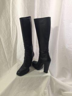 Black Prada Boots — My Chelsea Wardrobe