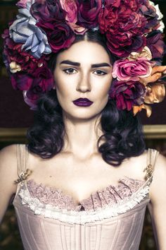 DANGEROUS LIAISONS Photography: Catherine Harbour Makeup director: LAN Nguyen-Grealis using MAC, Kryolan, Benefit and The Body Shop. Styling: Gemma Swan Hair: ...