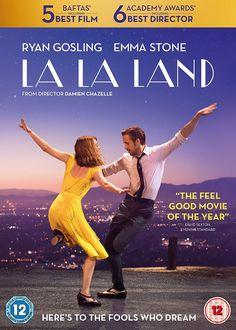 La La Land 星聲夢裡人 DVD 2017  #852Entertainment #OneAsiaAllEntertainment