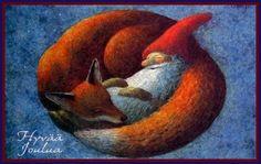 *** Hyvää Joulua! * God Jul! *** by ** Vuosaaren poly- poppoo **, via Flickr