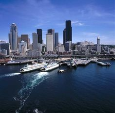 Waterfront, Seattle, USA. #Seattle,