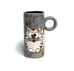 Mug, Ceramic Mug, Pottery Mug, Clay Mug, Coffee Mugs, Stoneware Mug, Handmade Mug, Hand Painted Mug, Teacup, Mug, Pottery Cup, Ceramics, Cup