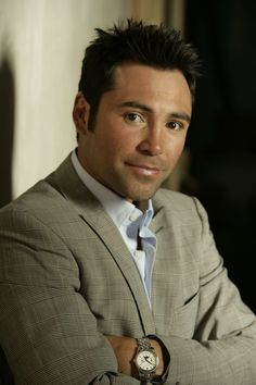 "Oscar De La Hoya is a retired American professional boxer of Mexican descent. Nicknamed ""The Golden Boy,"" De La Hoya won a gold medal at the Barcelona Olympic Games shortly after graduating from James A. Garfield High School. Wikipedia"