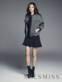 Jun Ji Hyun shines with her elegant beauty in the autumn photoshoot for 'SHESMISS'   allkpop.com