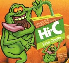 Foods From Your Childhood That Sadly No Longer Exist - Ecto-Cooler Hi-C was my fav!
