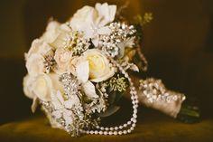 Vintage-style bouquet.