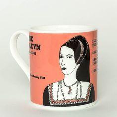 Anne Boleyn. I want this