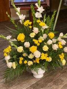 Casket Sprays, Sympathy Flowers, Funeral Flowers, Plants, Flora, Plant