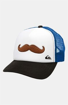 9a590caf6e983 Quiksilver  Stavi  Snapback Trucker Hat (Big Boys)