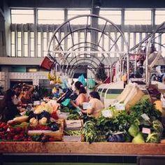Mercado de Alvalade Norte, near the Avenida da Igreja in Alvalade. Fresh produce…