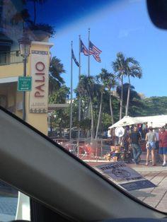 Sheraton Old San Juan 3:57pm