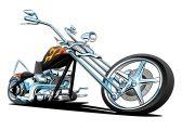 Custom American Chopper Motorcycle Vector Illustration - Buy this stock vector and explore similar vectors at Adobe Stock Harley Davidson Knucklehead, Harley Davidson Chopper, Harley Davidson Motorcycles, Vintage Motorcycles, Chopper Motorcycle, Motorcycle Art, Bike Art, Classic Harley Davidson, Used Harley Davidson