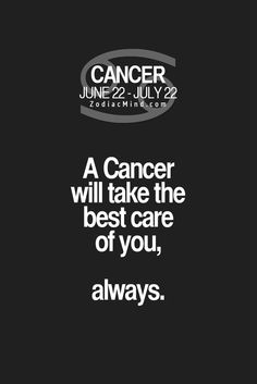 Daily Horoscope Cancer zodiacmind: Fun facts about your sign here Zodiac Mind Your source for Zodiac Facts Daily Horoscope Cancer 2017 Description Cancer Zodiac Sign Daily Horoscope Cancer, Cancer Zodiac Facts, Cancer Traits, Cancer Quotes, Pisces, Zodiac Mind, My Zodiac Sign, Zodiac Quotes, Zodiac Cancer
