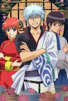 Manga Cute, Cute Anime Guys, I Love Anime, Manga Anime, Anime Art, Gintama Wallpaper, Silver Samurai, Hottest Anime Characters, Fiction Movies
