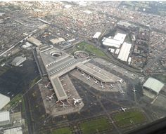 Benito Juárez International Airport Terminal 2 - Mexico City (2007)