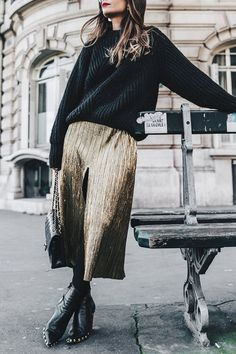 The Only 9 Fashion Pieces You Need This Fall via @PureWow