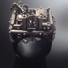 Cemetery ring (600.00 USD) by jOrisvanhOOff