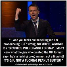It's GIF dammit!