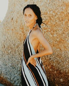 MAXI Esquire, Personal Style, Backless, Fashion Trends, Image, Dresses, Vestidos, The Dress, Dress