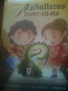 Más cuentos de caballeros y princesas