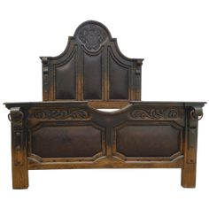 Ole Flor Iii Bed | Spanish Colonial Bedroom | Spanish Colonial Beds | Spanish Colonial Furniture