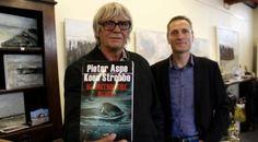 Pieter Aspe brengt zes maanden na de dood van zijn vrouw een nieuw boek uit genaamd 'Blankenberge Blues'.