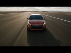 Nice approach. (The new Dodge Dart via Wieden + Kennedy, Port.)