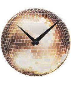 Buy NeXtime Disco Wall Clock at Argos.co.uk, visit Argos.co.uk to shop online for Clocks