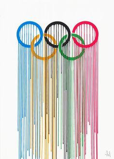 Liquidated Olympic Rings