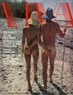 Viva, July 1974