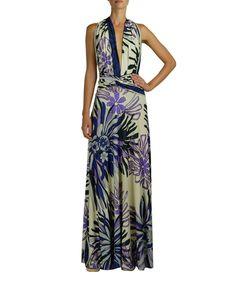Cathereine malandrino freedom maxi dress