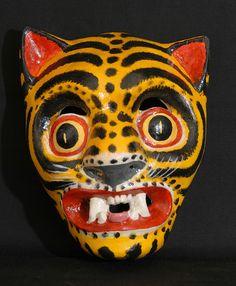 Tiger Tigre Mask Oaxaca | Flickr: partage de photos!