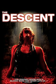 Descent, The: Unrated (Fullscreen) on DVD from Lions Gate Films. Directed by Neil Marshall. Staring Myanna Buring, Saskia Mulder, Shauna MacDonald and Nora-Jane Noone. More Horror, Thrillers and Adventure DVDs available @ DVD Empire. Best Horror Movies, Scary Movies, Great Movies, Amazing Movies, Love Movie, Movie Tv, Sick Movie, Crazy Movie, Movies Showing