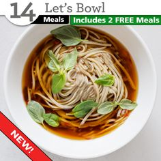 Let's Bowl - Microwavable Lunch Bowls | Home Bistro