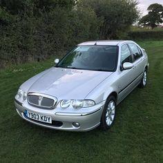 Rover 45 petrol nearly full mot lots paperwork service history alloys towbar Cars For Sale, History, Best Deals, Ebay, Historia