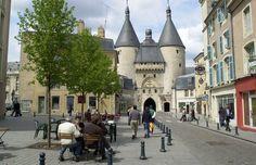 Ville Vieille and Porte de la Craffe - © Ville de Nancy