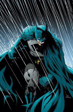 Heroes and Villains, biggoonie:   Batman #675 by Tony S. Daniel