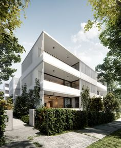 Ceil was a development we worked on earlier in the year. Its a multi-residential development near Coogee beach in Sydney.