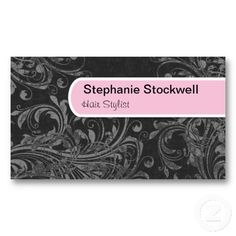 hairdresser business cards - Inexpensive Business Cards